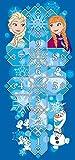 Disney Frozen Kinderteppich 200 x 95 cm Teppich Die Eiskönigin