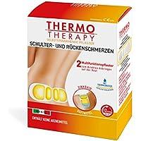 Thermo Therapy Wärmepflaster für Rückenschmerzen und Schulterschmerzen (2er Pack) preisvergleich bei billige-tabletten.eu