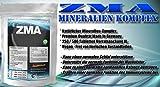 ZMA (500 Tabletten Big Pack XL Vegan) Hochdosiert – ZMA- Zink + Magnesium + Vitamin B6 Muskelaufbau – Strong Anabol – Premium Qualität - 3
