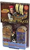 Scarica Libro Costruisci il galeone dei pirati Ediz illustrata Con gadget (PDF,EPUB,MOBI) Online Italiano Gratis