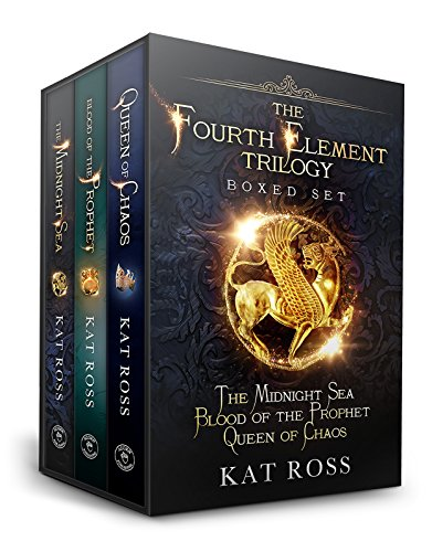 The Fourth Element Trilogy: Boxed Set by [Ross, Kat]