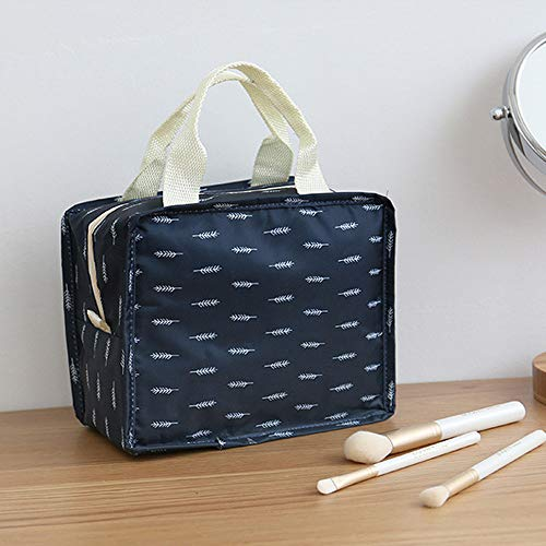 Trousses à maquillage Femme homme,ITISME 1 Pc Femmes Voyage Make Up Cosmetic Pouch Sac Embrayage Sac À Main Casual Purse