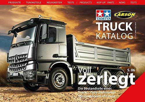 TAMIYA - Carson Truck Katalog Voll Zerlegt 2018 über 125 Seiten