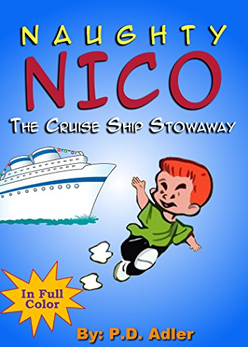 Childrens Book The Cruise Ship Stowaway Early learning ...