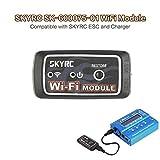 Bloomma Module WiFi SKYRC Compatible pour pièces de Rechange RC RC Helicopetr Imax B6 Mini B6AC V2 D100