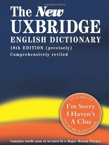 The New Uxbridge English Dictionary by Jon Naismith (2008-05-19) (Young Taylor And Brooke)