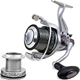 Lineaeffe Mulinello Surf Beach Steel Cast 7000 5bb Pesca Surfcasting