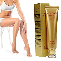 Generic AFY Permanent Hair Removal Cream Stop Hair Growth Inhibitor Removal Powerfu 2017 Hot product discount beauty