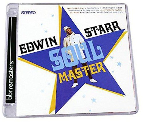 Edwin Starr-soul Master (Soul Master (Remastered+Expanded Edition))