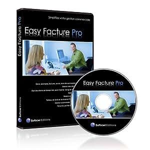 Easyfacture Pro - Logiciel de facturation devis, gestion commerciale