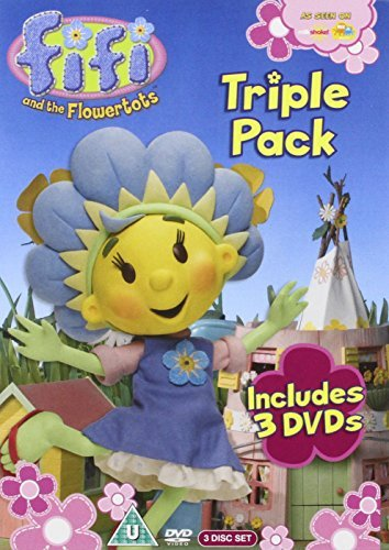 Fifi & the Flowertots - Triple Pack Box Set [DVD]