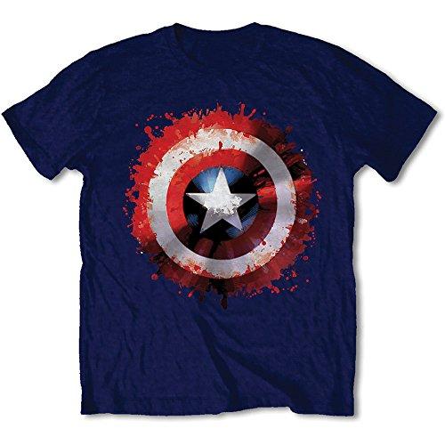 marvel-comics-t-shirt-captain-america-splat-shield-s