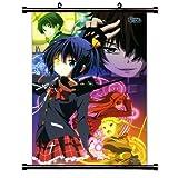 Chuunibyou Demo Koi Ga Shitai! mit Anime Fabric Wall Scroll Poster (81.28 X 119.38 cm cm Zoll)