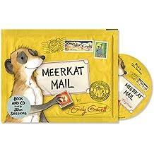 Meerkat Mail: Book and CD Pack by Emily Gravett (2015-06-04)