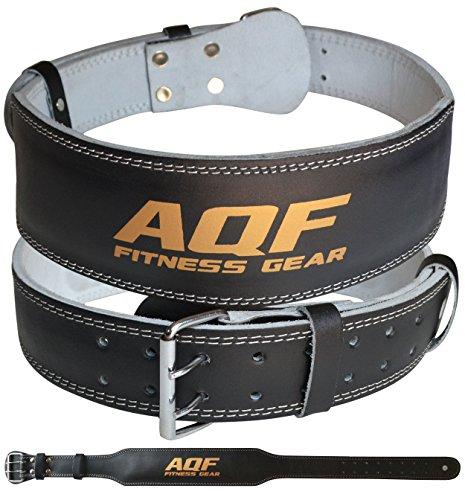 AQF Cinturon Lumbar Gimnasio Levantamiento De Pesas