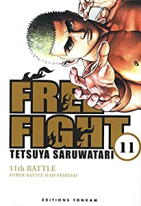 Free Fight Edition simple Tome 11