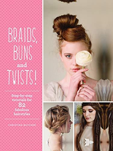 Braids, Buns & Twists Cover Image