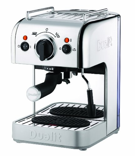 51kEf6xYFwL - BEST BUY #1 Dualit 4-in-1 Coffee Machine, 84440 - Polished Stainless Steel Reviews and price compare uk