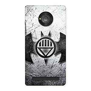 Special Black Knight Shade Back Case Cover for Yu Yunique