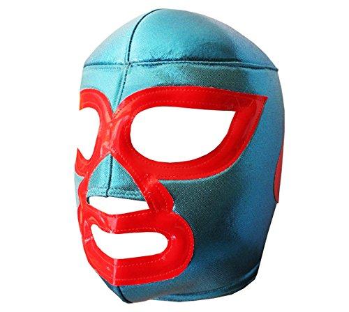 Nacho Libre Lucha Libre Wrestling Maske (Pro-Fit) Kostüm Wear by Machen es zu - Lucha Libre Kostüm