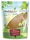 Food to Live Semi di Erba Medica di Germinare (Kosher) - 453 grammi