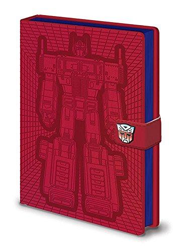 s G1 Premium Notizbuch Optimus Prime ()