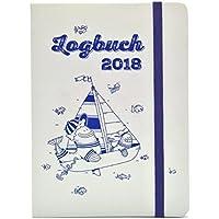 Ahoi Marie Logbuch - Kalender Taschenkalender 2018