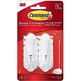 Command Medium Wire Hooks (Pack of 2)