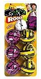 Schildkröt Fun Sports Crossboccia® Mini Doublepack Rookie Set de 3 boules pour 2 joueurs mixte enfant Wiped
