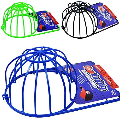 Cap Buddy 3er Paket Original Baseball Cap Washer Kappen-Reiniger Set 3 Stück 1 Preis