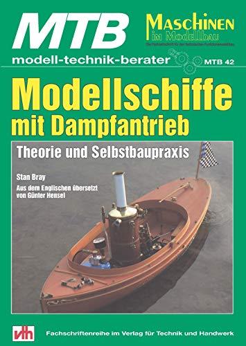 Modellschiffe mit Dampfantrieb: MTB 42