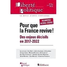 Pour que la France revive !