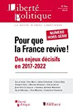 Pour que la France revive !