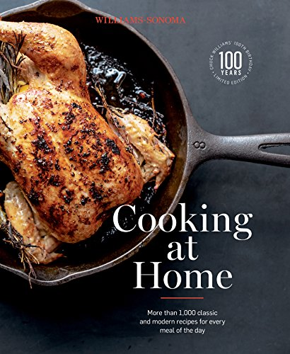 Get williams sonoma cooking at home more than 1000 classic and pdf get williams sonoma cooking at home more than 1000 classic and pdf forumfinder Gallery