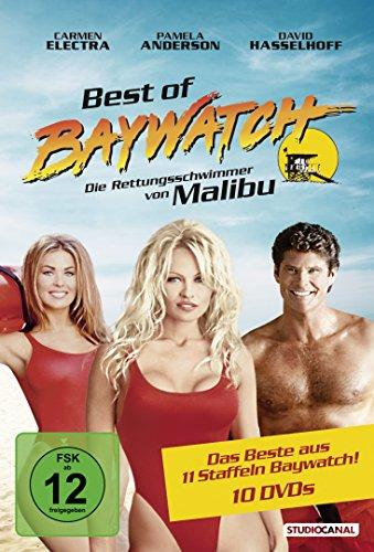 Baywatch - Best of Baywatch [10 DVDs]
