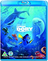 Finding Dory [Blu-ray]