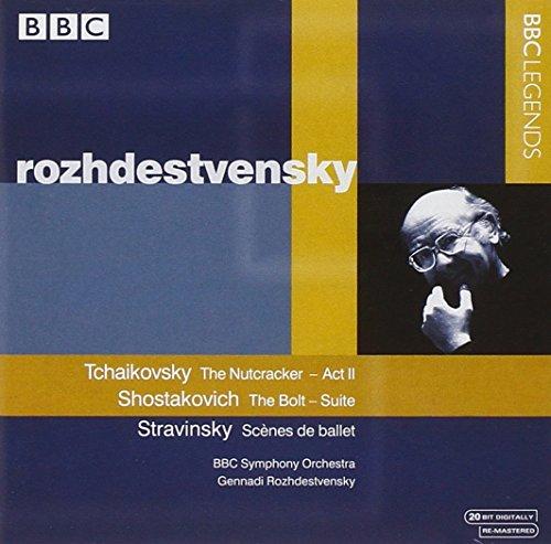 Rozhdestvensky Dirigiert Nussknacker (Videos Bbc)