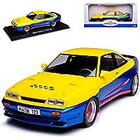 alles-meine GmbH Opel Manta B Mattig Filmfahrzeug Manta Manta 1975-1988 1/18 Model Car Group Modell Auto mit Oder Ohne individiuellem Wunschkennzeichen