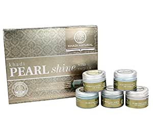 Khadi Mini Facial Kit (Pearl Shine-192 gm)
