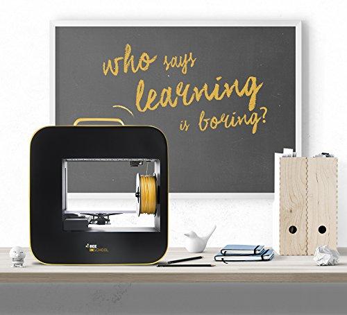 BEEVERYCREATIVE AAA004110 BEEINSCHOOL 3D Drucker - 2