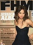 FHM 12/2010 Schauspielerin Jessica Alba