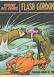 Flash Gordon de Burulan numero 038: Peligro bajo el mar