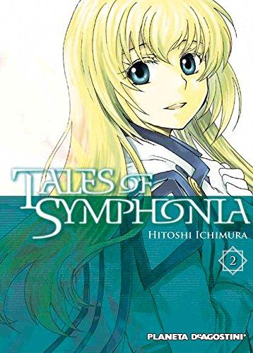 Tales of Symphonia nº 02/06 (Manga Shonen)