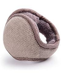 Secret Felicity Winter Wärmehaltungsohrenklappe, Damen und Herren Ohrenmuscheln, faltbare Fusselohrenklappe (EW1)