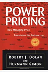 Power Pricing: How Managing Price Transforms the Bottom Line Hardcover