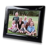 8 '' Digital Photo Frame, transitional effects, Hi-resolution slideshow, interval time adjust
