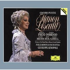 Puccini: Manon Lescaut / Act 4 - Manon, senti amor mio...Vedi, son io che piango