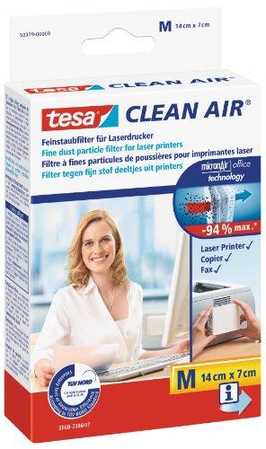 Cab Filter Air (tesa Feinstaubfilter für Laserdrucker, Clean Air, Größe M)