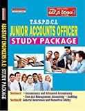 TSSPDCL JUNIOR ACCOUNTS OFFICER STUDY PACKAGE E/M