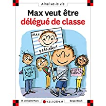 Max veut être délégué de classe - tome 73 (73)